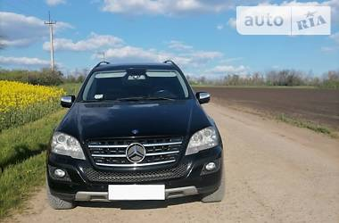 Mercedes-Benz ML 320 2009 в Киеве