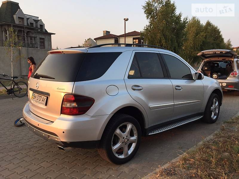 Mercedes-Benz ML 350 2008 в Одессе