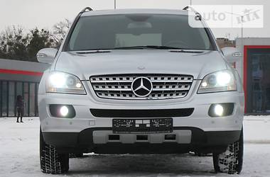 Mercedes-Benz ML 350 4 MATIC 2008