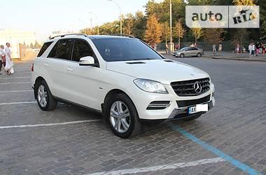 Mercedes-Benz ML 350 2012 в Харькове