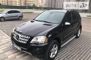Mercedes-Benz ML 350 2009 в Киеве