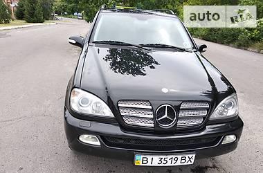 Mercedes-Benz ML 350 2003 в Полтаве