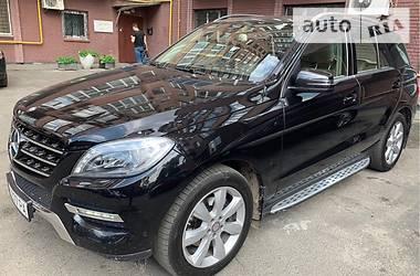 Mercedes-Benz ML 350 2015 в Киеве