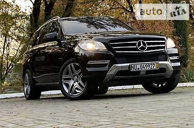 Mercedes-Benz ML 350 2012 в Львове