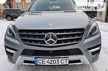 Mercedes-Benz ML 350 2013 в Чернівцях