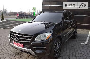 Mercedes-Benz ML 350 2013 в Львове