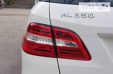 Mercedes-Benz ML 350 2012 в Днепре