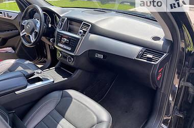 Позашляховик / Кросовер Mercedes-Benz ML 350 2012 в Чернівцях