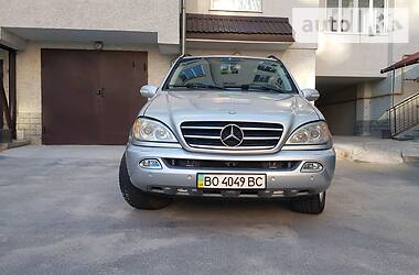 Mercedes-Benz ML 400 2004 в Тернополе