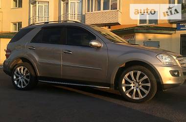 Mercedes-Benz ML 500 2006 в Львове