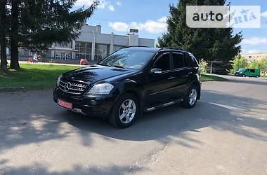 Mercedes-Benz ML 500 2006 в Ровно