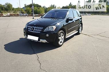 Mercedes-Benz ML 550 2008 в Днепре