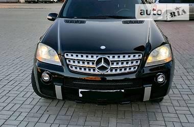 Mercedes-Benz ML 550 2008 в Донецке
