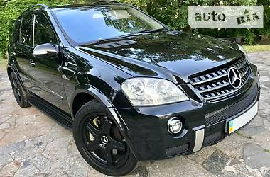 Mercedes-Benz ML 63 AMG 2007 в Киеве