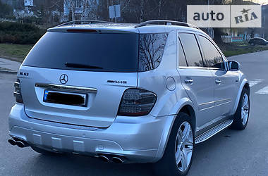 Mercedes-Benz ML 63 AMG 2007 в Черкассах