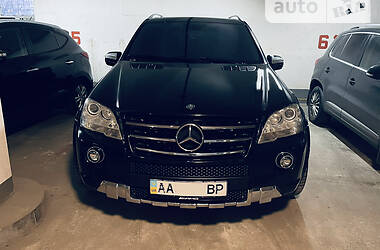 Mercedes-Benz ML 63 AMG 2009 в Киеве