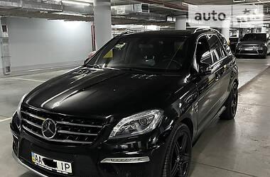 Mercedes-Benz ML 63 AMG 2015 в Киеве