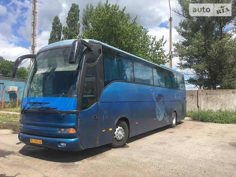 Туристический / Междугородний автобус Mercedes-Benz O 404 1995 в Полтаве