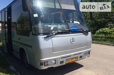 Туристический / Междугородний автобус Mercedes-Benz O 815 1994 в Хмельницком