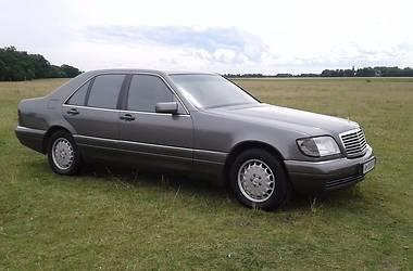 Mercedes-Benz S 140 1996 в Ровно