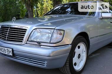 Mercedes-Benz S 140 1997 в Николаеве
