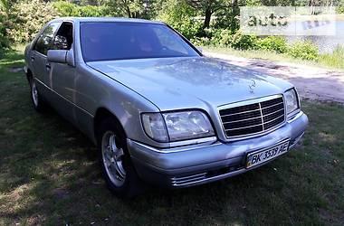 Mercedes-Benz S 140 1997 в Луцке
