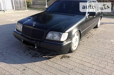 Mercedes-Benz S 140 1993 в Тернополе