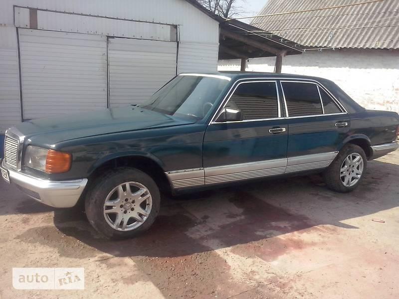 Mercedes-Benz S 300 1989 в Мироновке