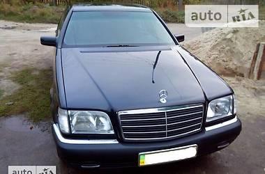 Mercedes-Benz S 300 1996 в Черкассах