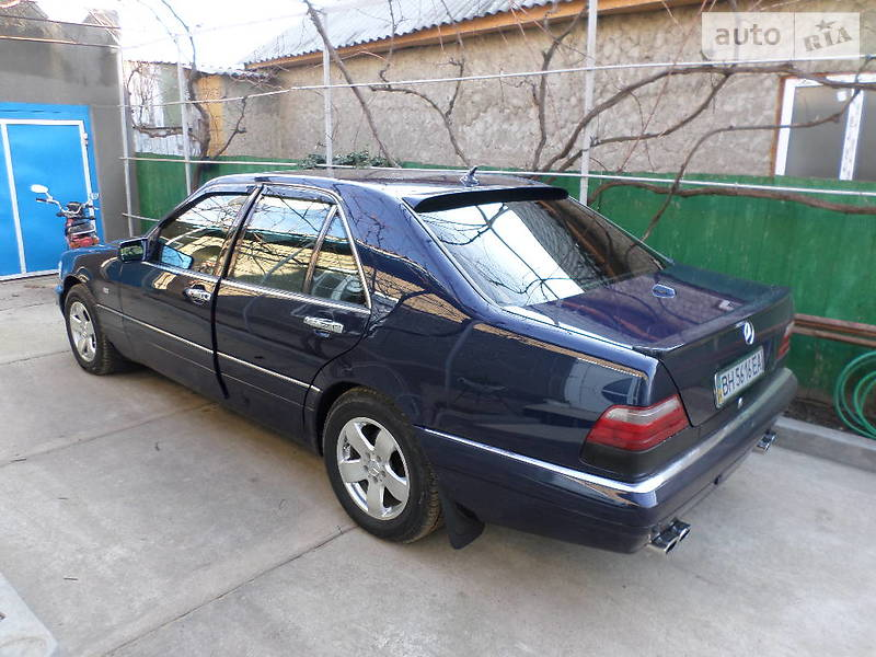 Mercedes-Benz S 300 1997 в Рени