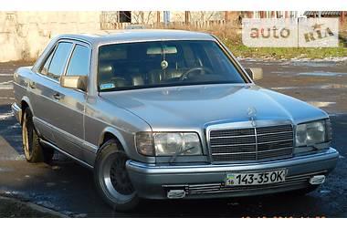 Mercedes-Benz S 300 1983