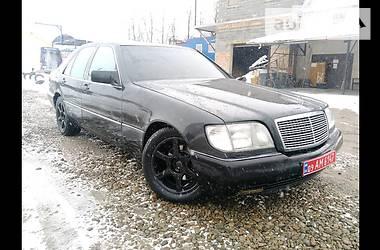 Mercedes-Benz S 300 1995 в Киеве