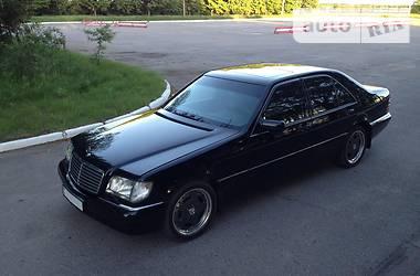 Mercedes-Benz S 300 1997 в Полтаве
