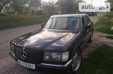 Mercedes-Benz S 300 1988 в Луцке