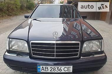 Mercedes-Benz S 300 1997 в Виннице