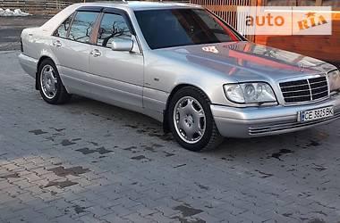 Mercedes-Benz S 300 1998 в Коростене