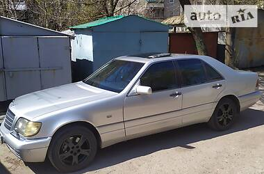 Mercedes-Benz S 300 1996 в Покровске