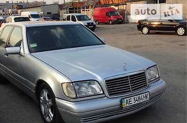 Mercedes-Benz S 320 1997