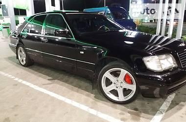 Mercedes-Benz S 320 1993 в Киеве