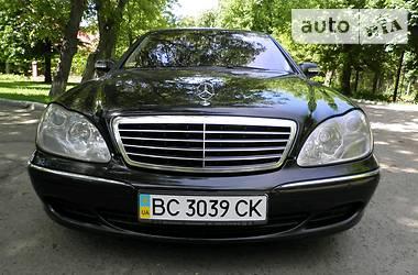 Mercedes-Benz S 320 2003 в Львове