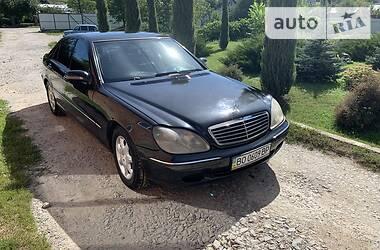 Mercedes-Benz S 320 2000 в Бучаче