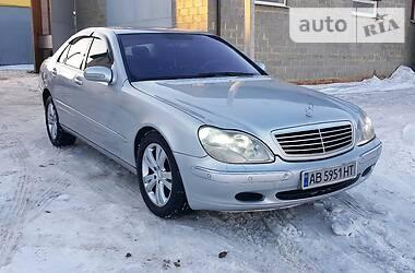 Mercedes-Benz S 320 2001 в Вінниці