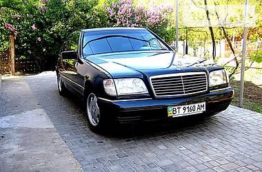 Mercedes-Benz S 350 1995 в Херсоне