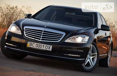 Mercedes-Benz S 350 BlueTec  2012
