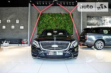 Mercedes-Benz S 350 2016 в Одессе