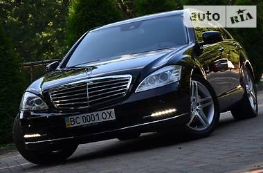 Mercedes-Benz S 350 2011 в Дрогобыче