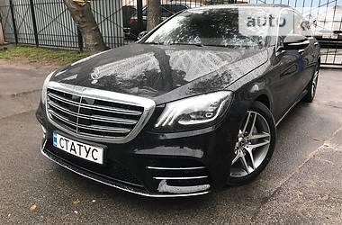 Mercedes-Benz S 400 2019 в Киеве