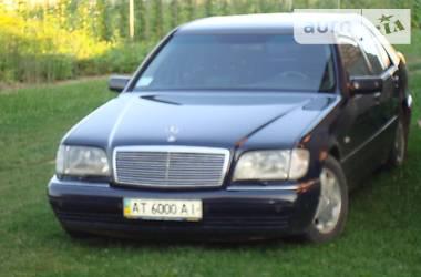 Mercedes-Benz S 420 1998 в Косове