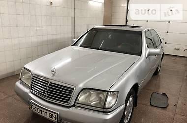 Mercedes-Benz S 420 1994 в Ровно