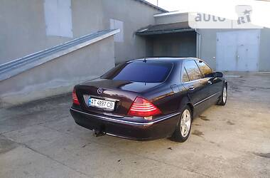 Mercedes-Benz S 430 2000 в Коломые